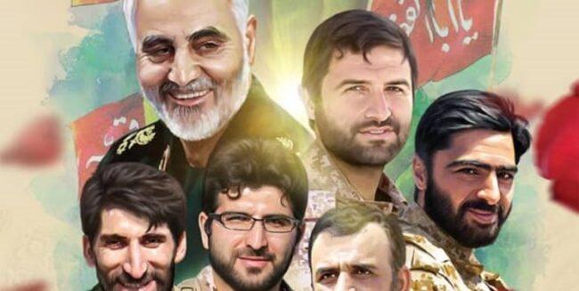 اعلام مکان تدفین پیکر شهدای کربلای خانطومان در مازندران