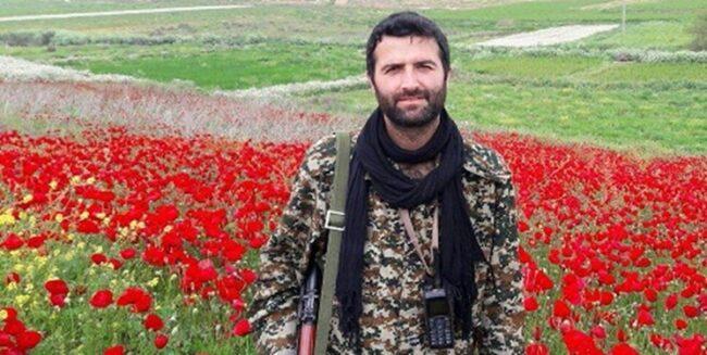 بازگشت پیکر شهید رادمهر از کربلای خانطومان