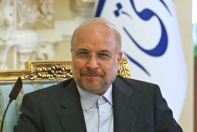 رئیس مجلس به مازندران سفر کرد