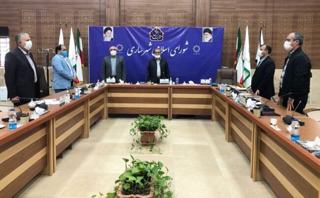 شورای شهر ساری با حضور اعضای علی البدل تشکیل جلسه داد