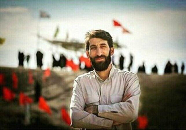 دقایقی با شهید مدافع حرم محمد بلباسی