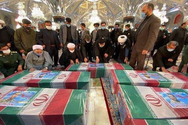 سکوت استانداری مازندران درباره بازگشت شهدای مدافع حرم