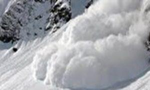 احتمال سقوط بهمن در مناطق کوهستانی مازندران
