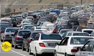 اعمال ممنوعیت تردد تریلر و کامیون در محورهای سوادکوه و