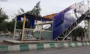 بیگلری: پلهای عابر پیاده مازندران بلااستفاده است