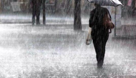 بارشهای پراکنده از امشب مهمان آسمان مازندران