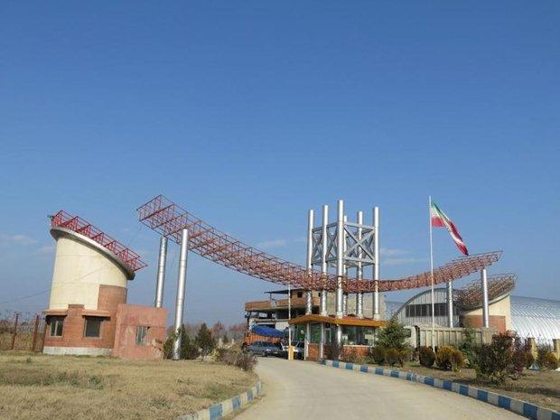 ساخت مرکز بین المللی تجاری ساری پیشرفت ۴۰ درصدی دارد