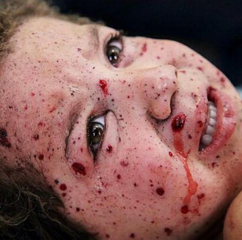 غزلی تازه از «کیوس گوران » درباره غزه