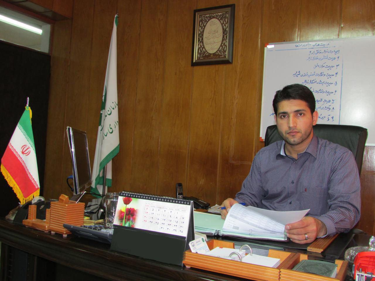 ارائه بسته ی فرهنگی-آموزشی در کمپ های نوروزی مرکز استان