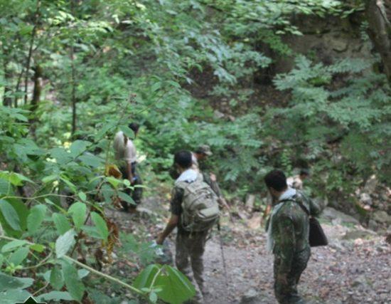 بزودی رزمایش، رزم ویژه در جنگل در چهاردانگه برگزار می شود