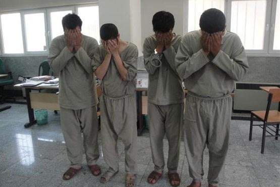 سارقان ۴۸ فقره منزل در ساری دستگیر شدند