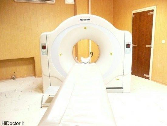 راه اندازی تکنولوژی جدید سیتی اسکن در بیمارستان امام خمینی ساری
