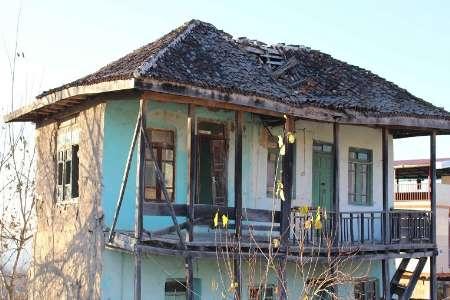 دانش بومی ساخت وساز از نوع چوب وگل در روستاهای مازندران ازبین رفت