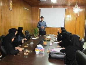 آموزش رابطین سراهای تداوم شهرداری ساری + گزارش تصویری