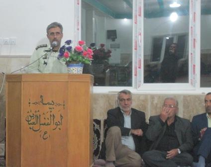 برگزاری کارگاه آموزشی پیشگیری از آسیبهای اجتماعی در روستای قادیکلا
