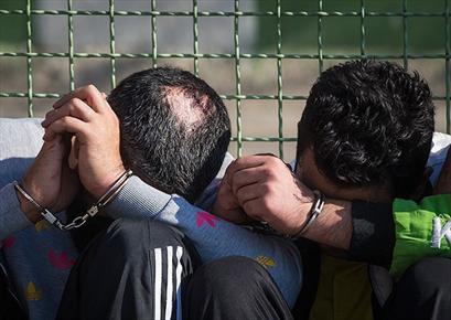 دستگیری سریع زورگیران ورزشکار و قهرمان ملی ساروی
