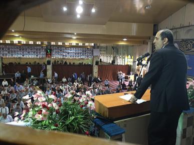 التیماتوم یوسف نژاد برای کنارگیری مدیران ضعیف مازندران
