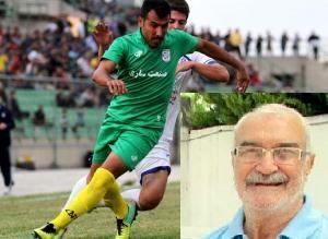 فوتبال ساری مرده و بنده نمی توانم مرده را زنده کنم