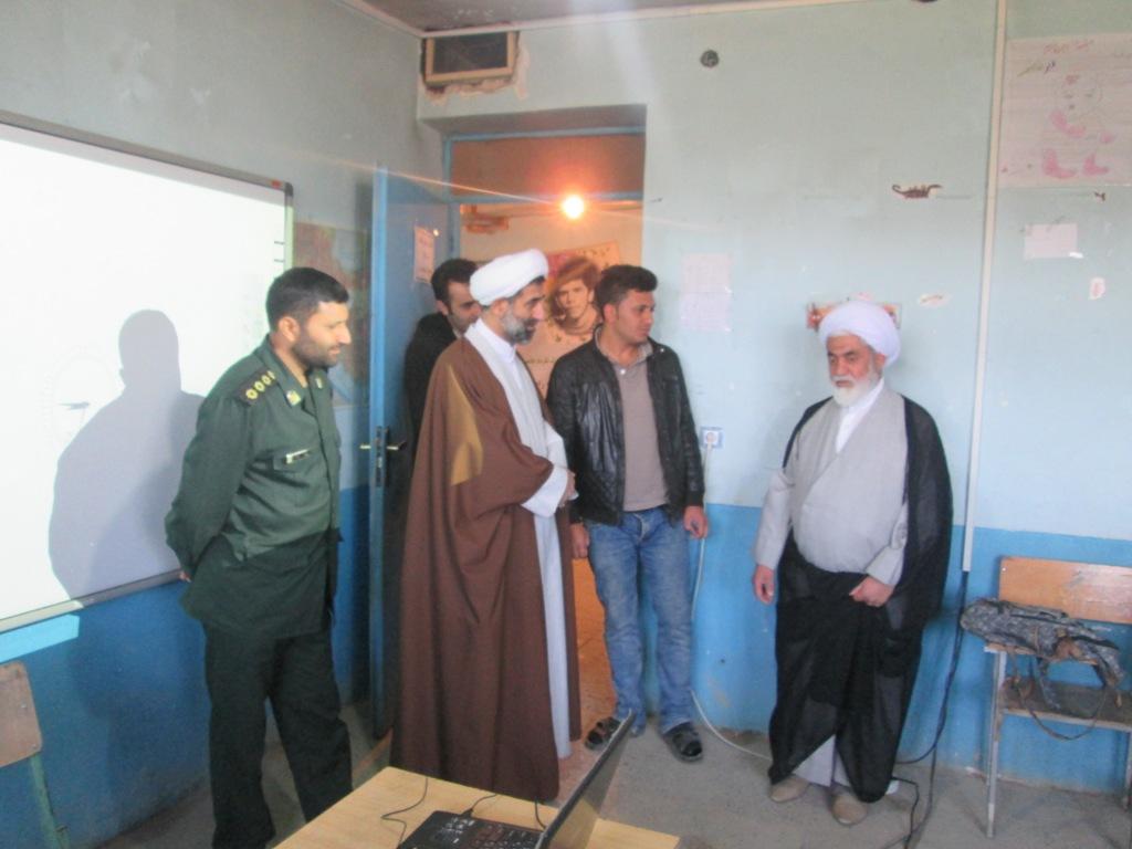 اهم برنامه های حجت الاسلام و المسلمین نوذری؛نماینده  ولی فقیه در سپاه ساری+ تصاویر