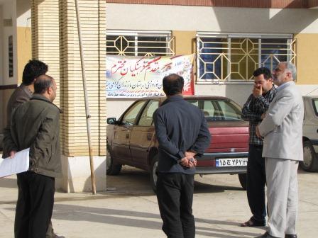 اسکان بیش از صد مسافر در مرکز اسکان فرهنگیان چهاردانگه