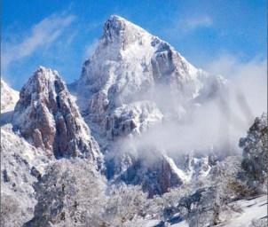 برنامه صعود بانوان کوهنورد مازندران به قله شاهدژ