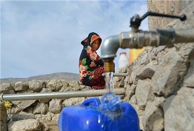 منطقه پشتکوه چهاردانگه با مشکل منبع تامین آب مواجه است