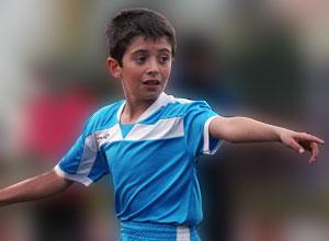 آمادگی تیم فوتبال زیر 11 سال برای تورنمنت نروژبا حضور امیرمحمد عالیشاه