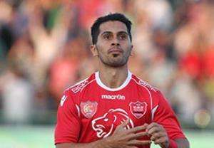 پروین: عالیشاه بهترین فوتبالیست ایران است