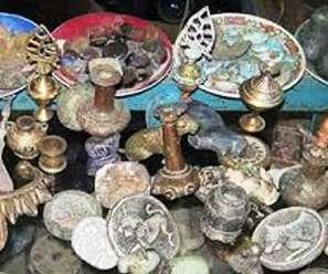 قاچاقچیان آثار تاریخی دوره اشکانی در دام قانون گرفتار شدند