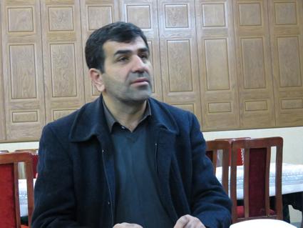 مسابقات انتخابی تیم ملی بوکس در مازندران