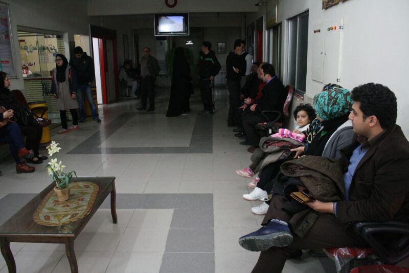 هجوم اهالی بابل به پایگاههای انتقال خون برای کمک به خانم بیمار