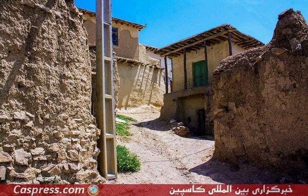 گزارش تصویری از ماسوله مازندران، روستای برد چهاردانگه