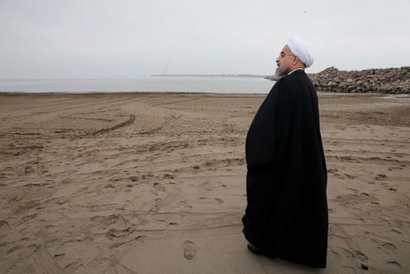 انتقال آب دریای خزر: زخمی به روی زخم های قدیمی!
