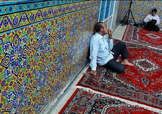عبادت شیفتی مساجد را خلوت می کند