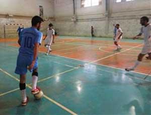 برگزاري مسابقات فوتسال و واليبال جام رمضان در كياسر