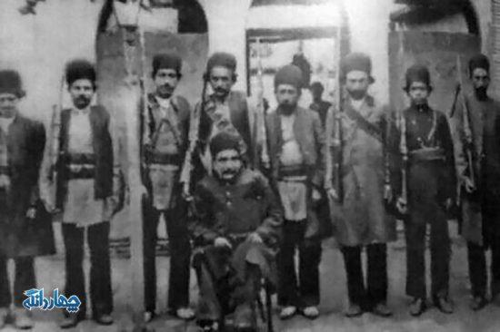 معرفی میرزا محمود عالیشاه + تصویر قدیمی به سال ۱۲۸۰