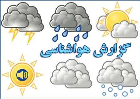 تداوم هوای گرم و تابستانه در مازندران