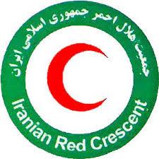 استقرار پایگاه هلال احمر در دهستان گرماب چهاردانگه