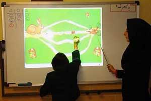 تاكيد استفاده از تمام ظرفیت ها برای هوشمند سازی مدارس