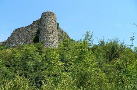 معرفی قلعه مارکو در رامسر