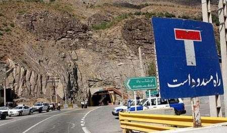 اعمال محدودیت ترافیکی ۴ روزه در جاده های مازندران