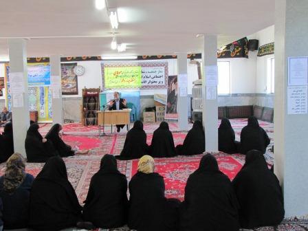 برگزاری جلسه ی آموزش خانواده با موضوع توانمندسازی والدین در چهاردانگه
