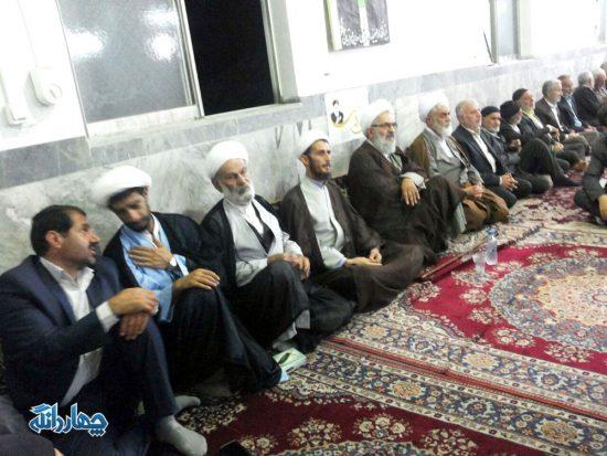 جشن بزرگ عید سعید غدیر در بخش چهاردانگه برگزار شد + تصاویر