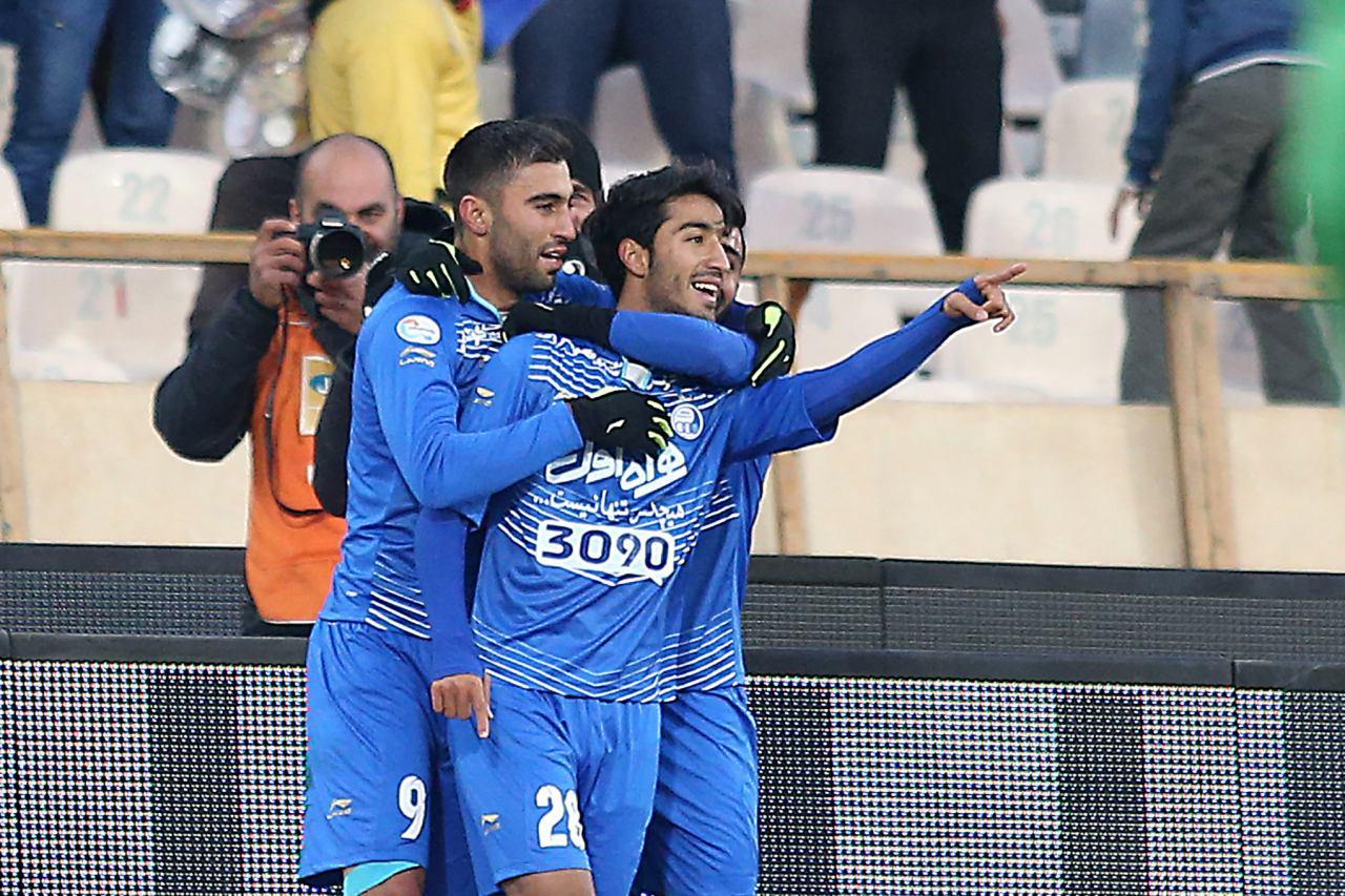 اولین گل آسیایی سیدمحسن کریمی مقابل حریف عربستانی