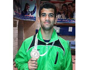 کسب مدال جوان چهاردانگه ای در جام جهانی کشتی ناشنوایان جهان