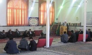 اولین جلسه مجمع الذاکرین در شهر کیاسر برگزار شد