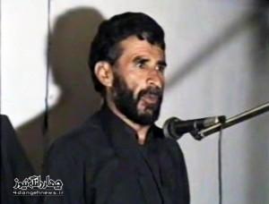 فایل صوتی: مداحی مرحوم محمد رجبی کیاسری در ایام فاطمیه سال ۱۳۵۲