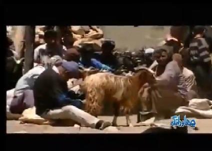 فیلم: مستند قدیمی « مختاباد »،روایتی از سنت ترازگیری در قلعه سر