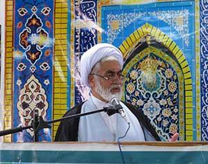 نماز جمعه چهاردانگه به امامت حجت الاسلام تیموری - 6 تیر 1393