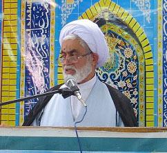 نماز جمعه چهاردانگه به امامت حجت الاسلام تیموری- 11 اردیبشهت ۱۳۹۴